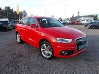 2014-64 Audi Q3 2.0TDI quattro ( 140ps ) S Line