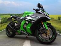 Kawasaki ZX10R Ninja 2014 **RARE ANNIVERSARY EDITION WITH 2000 MILES!**