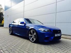 "2010 60 Reg BMW 520d + M5 Body Styling KIT + 20"" M5 Alloys FuLL M5 Rep"