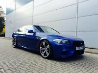 "2010 60 Reg BMW 520d + M5 Body Styling KIT + 20"" M5 Alloys FuLL M5 Rep"