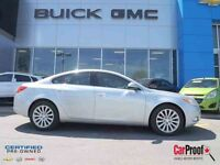 2011 BUICK REGAL CXL, TOIT-OUVRANT, CUIR CHAUFFANT, BLUTOOTH