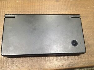 DSi with games, R4 and case