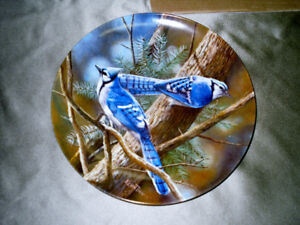 1985 BLUE JAYS collector plate