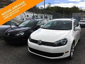Volkswagen Jetta Sportwagen Comfortline Laval VW Garantie 2013