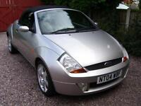 Ford Streetka 1.6 2004.5MY Luxury very tidy convertible call 07790524049