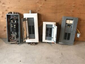 Small Breaker Panels - FOR PARTS