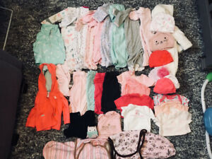 3 MONTH GIRL CLOTHING