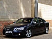 2008 Audi A6 Saloon 2.0 TDI S line CVT 4dr