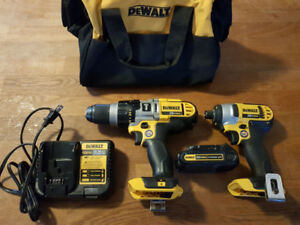 Kit dewalt