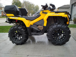 Can am 1000 outlander for sale Kitchener / Waterloo Kitchener Area image 2