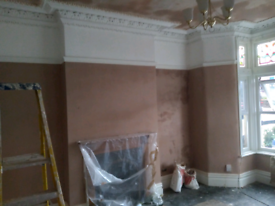 Perfect plastering services