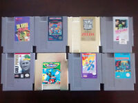 Nintendo Games for Sale (Various Prices)