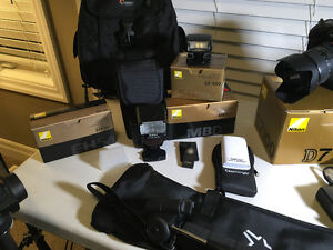 COMPLETE NIKON D7100 PACKAGE Cambridge Kitchener Area image 9
