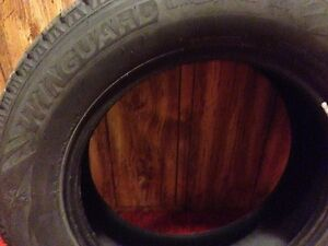 2 Winter tires for sale West Island Greater Montréal image 2