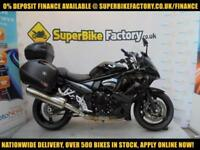 2016 16 SUZUKI GSX1250 1250CC 0% DEPOSIT FINANCE AVAILABLE