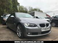 2008 08 BMW 3 SERIES 320I SE 2DR