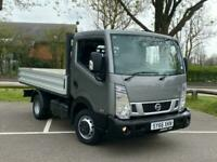 2016 Nissan NT400 CABSTAR 3.0dCi 130 35.13 SWB Dropside Truck Chassis Cab Diesel