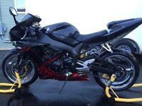 2003 Yamaha r1 $3000