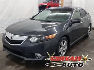 Acura TSX Premium Cuir Toit Ouvrant MAGS 2013