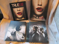 HBO TV SHOW TRUE BLOOD-Bluray-Seasons 1-4-Mint Condition