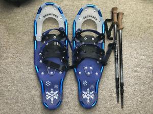 Snowshoes Size 27
