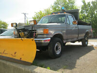 1989 Ford F-250 Coupe (2 door)