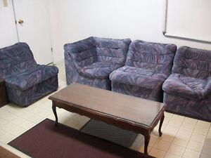 Modular couch set / 4 pieces