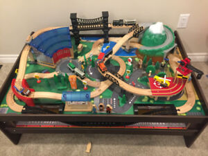Train track Set - Imaginarium Metro Line Train Table