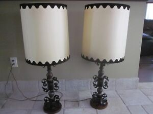Vintage Lamps - Various Types and Styles Cambridge Kitchener Area image 2