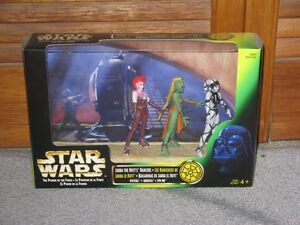 Star Wars Power of The Force Collection Jabba the Hutt's Dancers