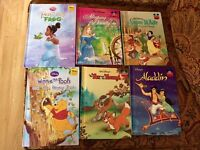 World of Disney Reading Books
