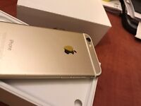 iPhone 6 - 16gb Gold unlocked