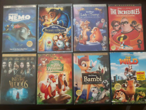 Disney Collection (8 for $30)