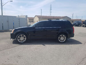 Great Value on a 2008 Cadillac SRX