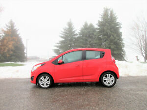 2014 Chevrolet Spark LS- Hatchback w/ 8 BRAND NEW TIRES INCLUDED