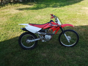 2006 CRF100 (Trade for a 85cc 2 stroke)