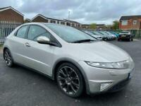 Honda Civic 2.2 CDTi 2008 silver manual. Runs & drives good. Great spec. Any px