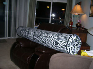 Decorative Bed Roll