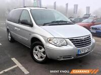 2007 CHRYSLER GRAND VOYAGER 2.8 CRD Executive XS Auto