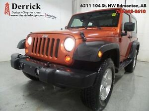 2011 Jeep Wrangler Used 2Dr 4WD Sport Hard Top A/C $151 B/W