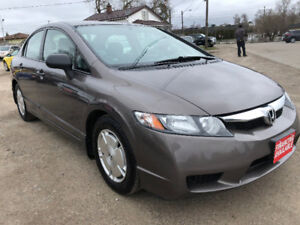 2009 Honda Civic/Certified/Alloy rims/Mint condition