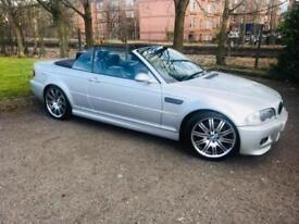 2003 BMW 3.2 M3 Convertible 2dr Petrol Manual (292 g/km, 343 bhp)