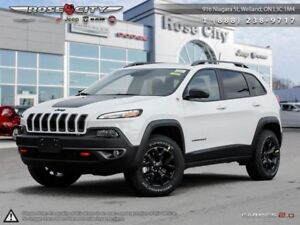 2018 Jeep Cherokee   - Navigation -  Uconnect