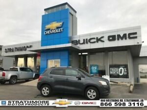 2016 Chevrolet Trax Turbo-LT-AWD-Pwr Heated Mirrors-Remote Start
