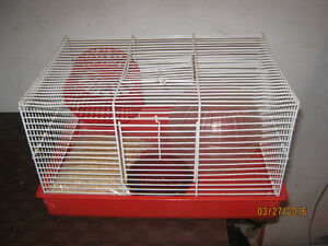 GOOD HAMSTER CAGE