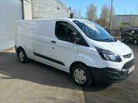15 TRANSIT CUSTOM L2 LONG WHEEL BASE 2.2 TDCI 125PS 24000 MILES