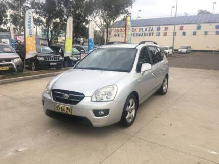 2009 Kia Rondo Wagon 7 Seat luxury Automatic 4 cylinder Mount Druitt Blacktown Area Preview