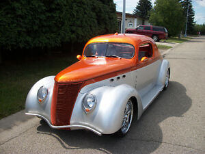 "1936 CUSTOM BUSINESS COUPE ""CROSS BREED"""