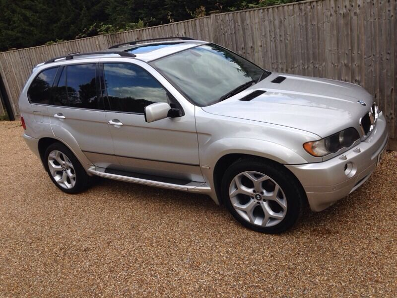 bmw x5 3 0 d sport in waterlooville hampshire gumtree. Black Bedroom Furniture Sets. Home Design Ideas