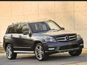 2015 Mercedes-Benz GLK250-Class Bluetec 4-magic SUV, Crossover